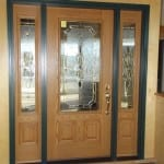 Pella Fiberglass Front Entry Door
